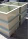 山東東營加工定制PVC耐酸堿槽pp方槽聚丙烯塑料槽