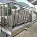 舟山-定制家具廠噴漆廢氣處理水簾柜水旋柜