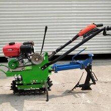手扶耘耕机家用耘耕机小型播种机开沟犁地机