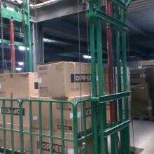 山东导轨式升降机生产厂家3-5吨厂房货梯