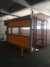 青岛化工车间厂房防爆升降机固定式电动升降平台