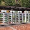 水果蔬菜自动售卖机可以卖的产品