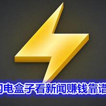 閃電盒子廣告代理合作電話圖片