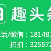 廣州趣頭條廣告聯系電話是多少圖片