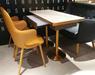 香港餐厅家具厂,带柜筒餐枱订造,饭堂食肆枱凳