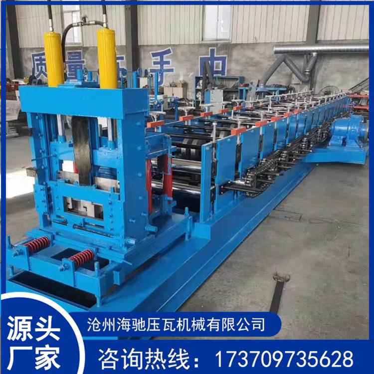 C型钢设备C型钢冷弯成型机全自动C型钢设备生产厂家