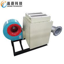 风管式空气加热器风道防爆电加热器烟气加热器
