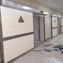 铅门,防辐射铅门,铅门厂家,医用防辐射铅门图片