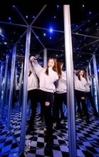 镜子迷宫镜子墙镜子屋