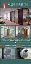 武汉玻璃隔断厂家价格图片
