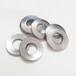 NFE25-511單面齒碟形墊圈法式墊圈防滑墊圈滾花碟簧藍白鋅