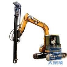 挖改钻之新旧挖机改装液压钻机一机多用-深圳挖机改钻厂家图片