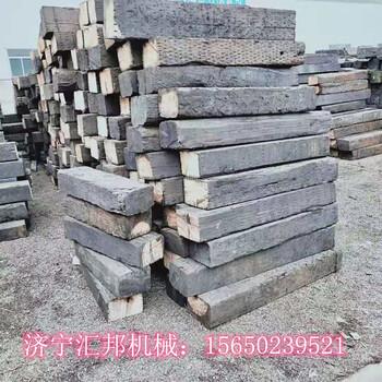 防腐枕木高密度烘干枕木木方加工工程专用