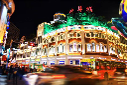 郑州明亮照明:河南专业商业街亮化施工公司图片