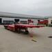 10吨全挂平板拖车平板拖车厂家直销平板半挂车