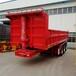 12米32噸3軸自卸半掛車整車價格/品牌車廂尺寸