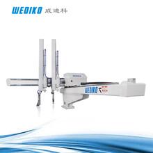 广州单轴伺服机械手厂家图片