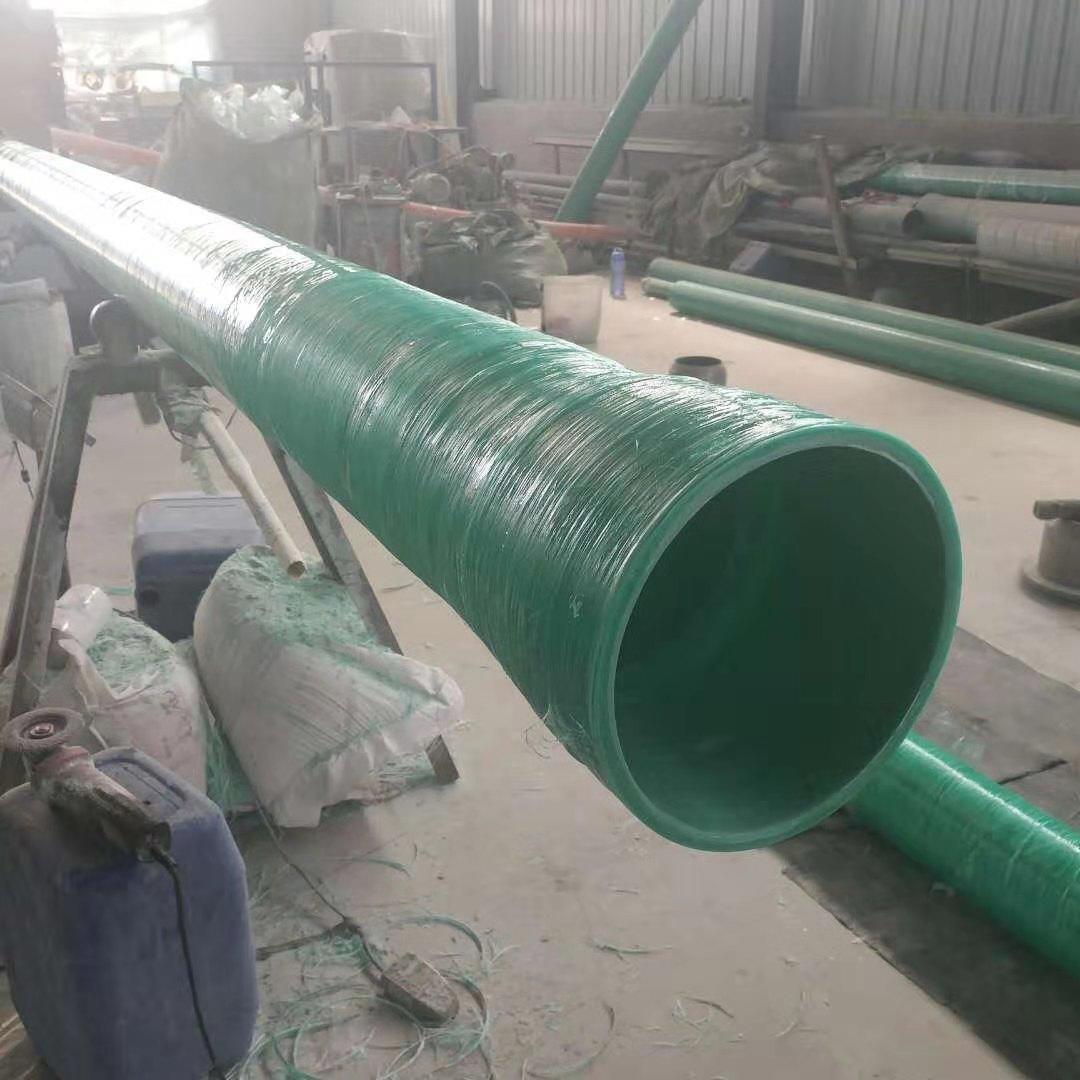玻璃钢夹砂管--DN50玻璃钢管--河北浩凯玻璃钢诚信厂家