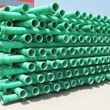 天津玻璃鋼管道大型公司玻璃鋼電纜管加工方式圖片