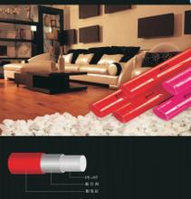 意斯暖地暖管:阻氧PERT地暖管及普通PERT地暖管、镀晶PERT地暖管图片