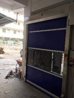 PVC快速门定制图片4