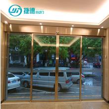 潮州玻璃门自动门感应门厂家定做图片