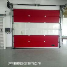 汕头潮阳PVC快速卷帘门安全效率到位图片