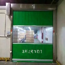 深圳龙岗平湖PVC快速门快速卷帘门厂家实力造就品牌图片