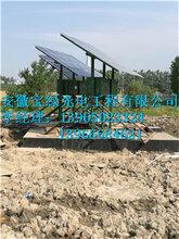 太阳能污水处理设备美丽乡村建设选用太阳能污水处理机的原因