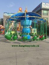 儿童游乐场设施豪华转马广场游乐设备公园游乐设备投资小收益高项目图片