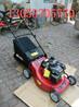 6马力本田汽油割草机自动排除石子割草机自行式割草机