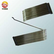 端钩型钢纤维水溶性粘排端钩型钢纤维图片