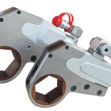液壓扳手薄型中空液壓扭矩扳手圖片