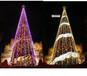 专业大型圣诞树厂家定制户外高档圣诞树8米10米圣诞树