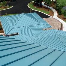 陜西鋁鎂錳屋面板制造廠家圖片