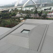 安徽装饰铝镁锰板作用,高立边铝镁锰图片