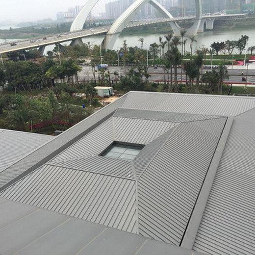 河南定制鋁鎂錳屋面板量大從優,矮立邊鋁鎂錳