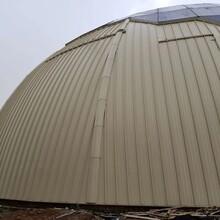 湖北鋁鎂錳直立鎖邊屋面系統工程大型商場YX65-380/65-430鋁鎂錳圖片