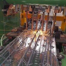 久亚发建材TD4-120型号钢筋桁架楼承板厂家图片