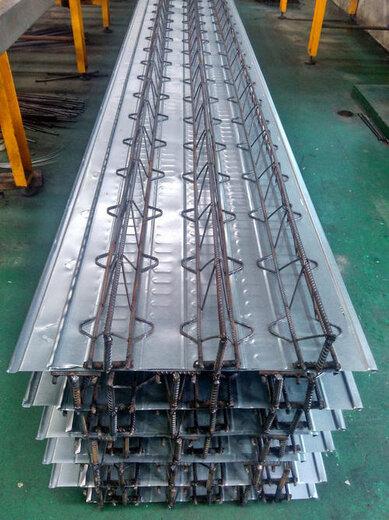 壓型樓承板安裝,鋼筋桁架樓承板