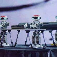 成都机器人出租春晚舞蹈机器人租赁机器狗互动机器人图片