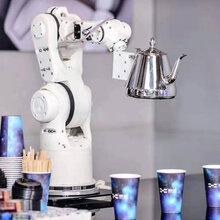 石家庄舞蹈机器人租赁书法机器人出租导购机器人图片