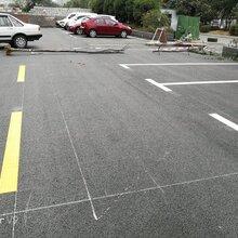 南昌市新建县马路道路通道划线及马路斑马线划线厂家图片