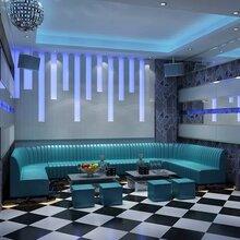 广州定制时尚KTV俱乐部沙发,小型会所沙发图片