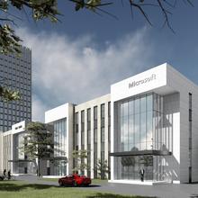 500-5000平米独栋办公、厂办,花园式园区