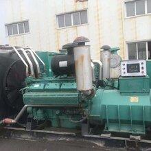 哈爾濱閑置轉讓一臺無錫動力700千瓦二手柴油發電機組圖片