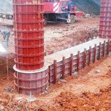 山東橋梁鋼模板出租,鋼模板生產加工,山東鋼模板廠家-選天弘圖片