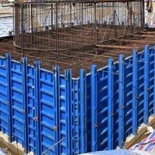 批發橋梁鋼模板出租各種規格承臺模板二手承臺模板價格山東天弘重工圖片