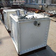 玻璃钢水箱水池罐模压方形组装式SMC家用保温玻璃钢消防水箱图片