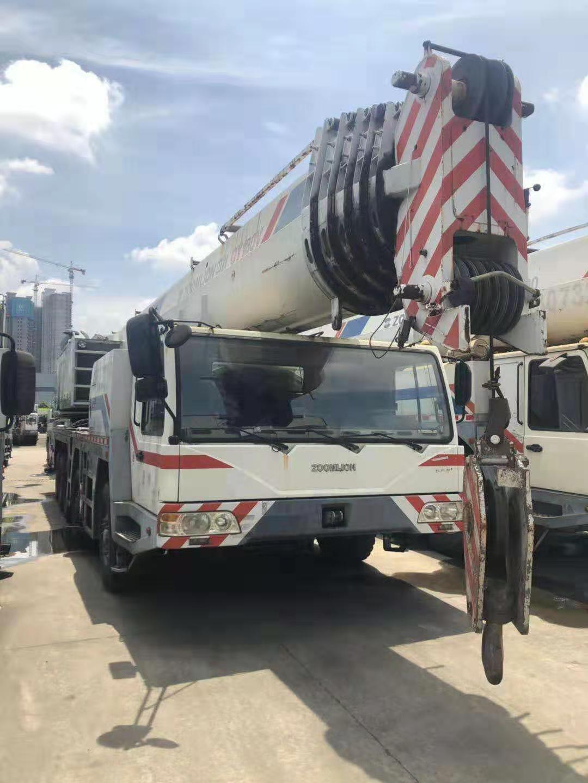 赣州50吨吊车出租公司
